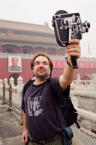 Filmmaker Daniel Cross