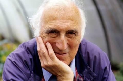 Philosopher and Humanitarian Jean Vanier