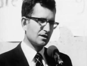 Young Noam Chomsky