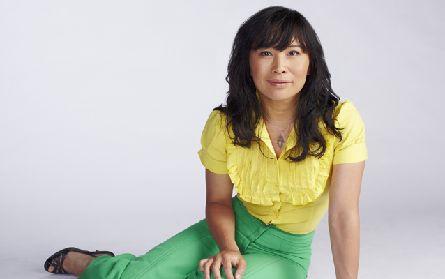 Host of DNTO on CBC Radio, Sook-Yin Lee