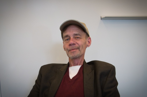 New York Times media critic David Carr
