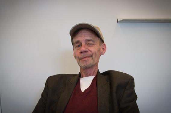 New York Times media critic David Carr